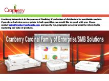 Fotos de Cranberry Networks