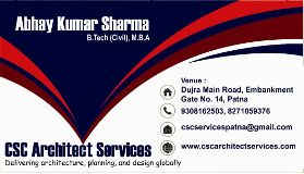 CSC Architect Services Patna