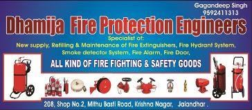 Foto de dhamija fire protection engineers