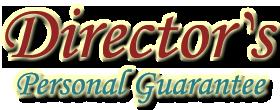 Directors Personal Guarantee Dewas