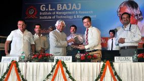Foto de G L Bajaj Institute of Management & Research