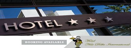 Foto de Hotels in Green Park - Hotel New Delhi International