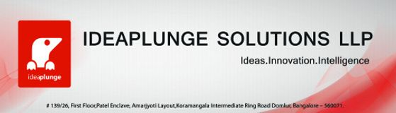 Ideaplunge Solutions LLP Bangalore