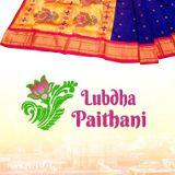 Lubdha Paithani Mumbai