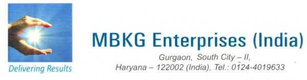 MBKG Enterprises (India) New Delhi
