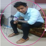 Rupesh Raghav Tattoo Arts New Delhi