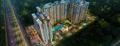Shri Radha Aqua Gardens Residential Apartments at Noida Extension Greater Noida
