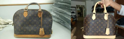 Foto de The Leather Laundry- Shoes, Bags, Jackets, Boots, Heels, Sofa Repair and Drycleaning service