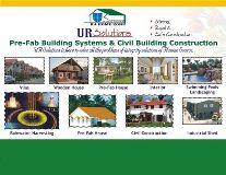 U.R.SOLUTIONS K4 HOME ZONE ( PREFAB bUILDING SYSTEMS) Bangalore