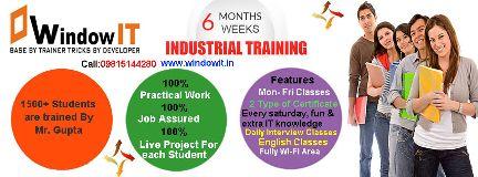 Foto de Windowit : Six Months Industrial Training Chandigarh